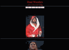 Deadwrestlers.net thumbnail