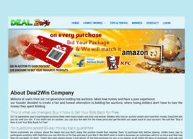 Deal2win.in thumbnail