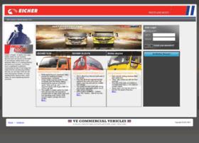 Dealer.vecv.net thumbnail