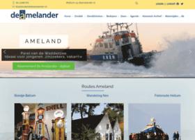 Deamelander.nl thumbnail