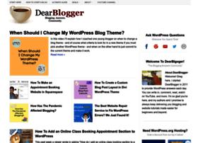 Dearblogger.org thumbnail