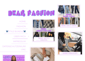 Dearfashion.de thumbnail