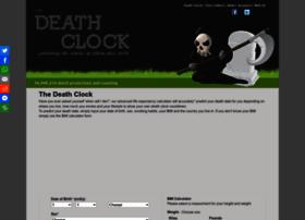 Death-clock.org thumbnail