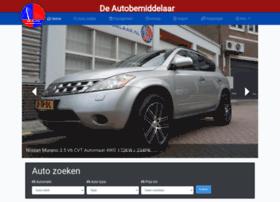 Deautobemiddelaar.nl thumbnail
