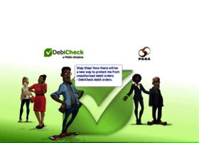 Debicheck.co.za thumbnail