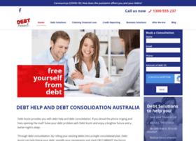 Debtassist.com.au thumbnail