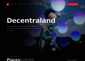 Decentraland.org thumbnail