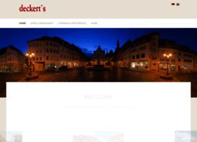 Deckerts-hotel.de thumbnail