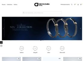 Decolombiajoyas.com thumbnail