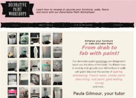 Decorativepaintworkshops.co.nz thumbnail