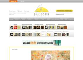 Decosun.com.ua thumbnail