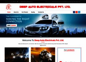 Deepautoelectricals.com thumbnail