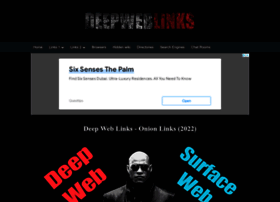 Deepweblinks.net thumbnail