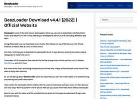 Deezloader.net thumbnail