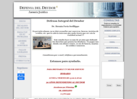 Defensadeldeudor.com.ar thumbnail