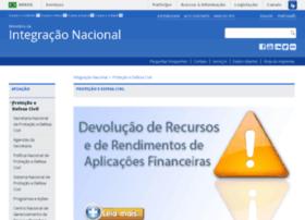 Defesacivil.gov.br thumbnail