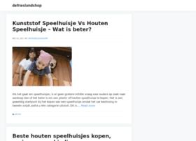 Defrieslandshop.nl thumbnail