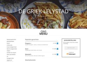 Degriek-lelystad.nl thumbnail