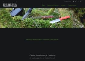 Dehler-outdoor.de thumbnail