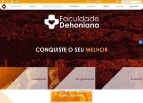 Dehoniana.edu.br thumbnail
