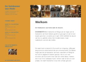 Dehuiskamervanhedo.nl thumbnail