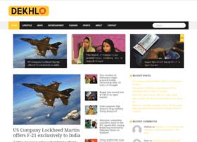 Dekhlo.com.pk thumbnail