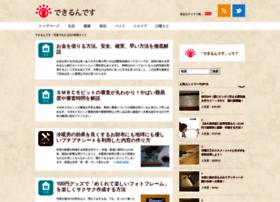 Dekirundesu.jp thumbnail