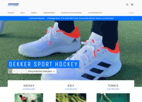 Dekkersport.com thumbnail