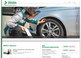 Dekra-certification.cn thumbnail