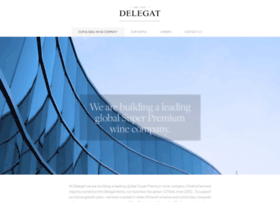 Delegat.com thumbnail