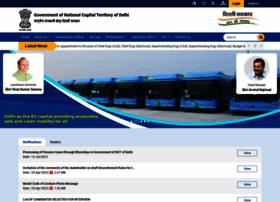 Delhi.gov.in thumbnail