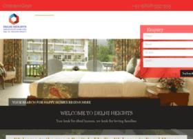 Delhiheights.net.in thumbnail
