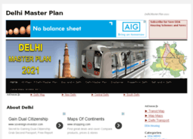 Delhimasterplan.co.in thumbnail