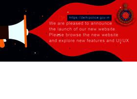 Delhipolice.nic.in thumbnail