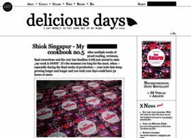 Deliciousdays.com thumbnail