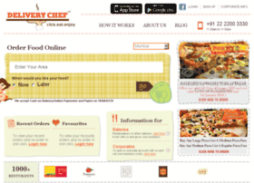 Deliverychef.in thumbnail