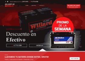 Deliverydebaterias.com.ar thumbnail