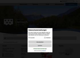 Dellach-drau.at thumbnail