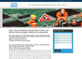 Delllaptopservicecenterdelhi.in thumbnail