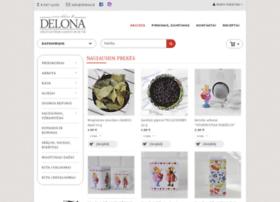 Delona.lt thumbnail