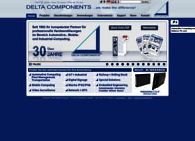 Delta-components.de thumbnail
