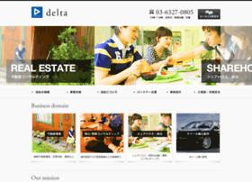 Delta-inc.jp thumbnail