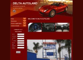 Deltaautoland.co.za thumbnail