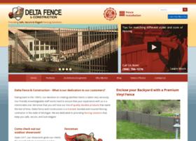Deltafence.biz thumbnail