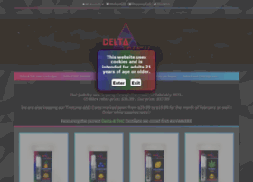 Deltapush.shop thumbnail