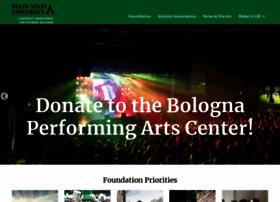 Deltastategiving.org thumbnail