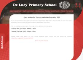 Delucyprimaryschool.co.uk thumbnail
