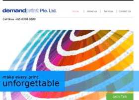 Demandprint.biz thumbnail
