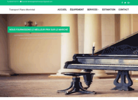at wi d m nagement piano montr al pas cher. Black Bedroom Furniture Sets. Home Design Ideas