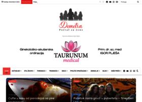 Demetra.rs thumbnail